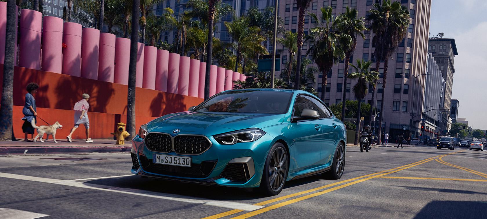 BMW I Series >> Bmw 2 Sarjan Gran Coupe Tutustu Kohokohtiin Bmw Fi