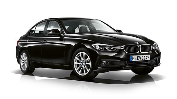 BMW 3-sarjan Sedan : Mallit ja varusteet