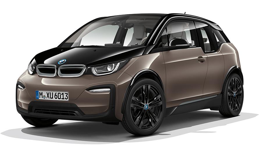 BMW I Series >> Yleisesittely