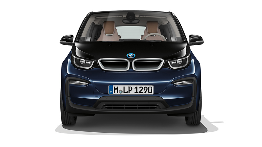 BMW i3 Charged Edition