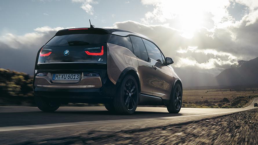 BMW I Series >> Toimintamatka Lataus Ja Energiatehokkuus