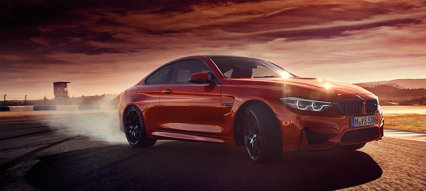 BMW M4 Coupé : Yleisesittely