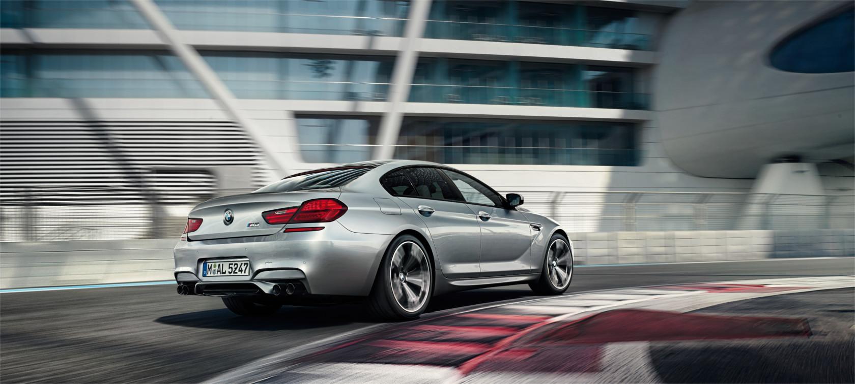 BMW M6 Gran Coupe >> Bmw M6 Gran Coupe M Power World