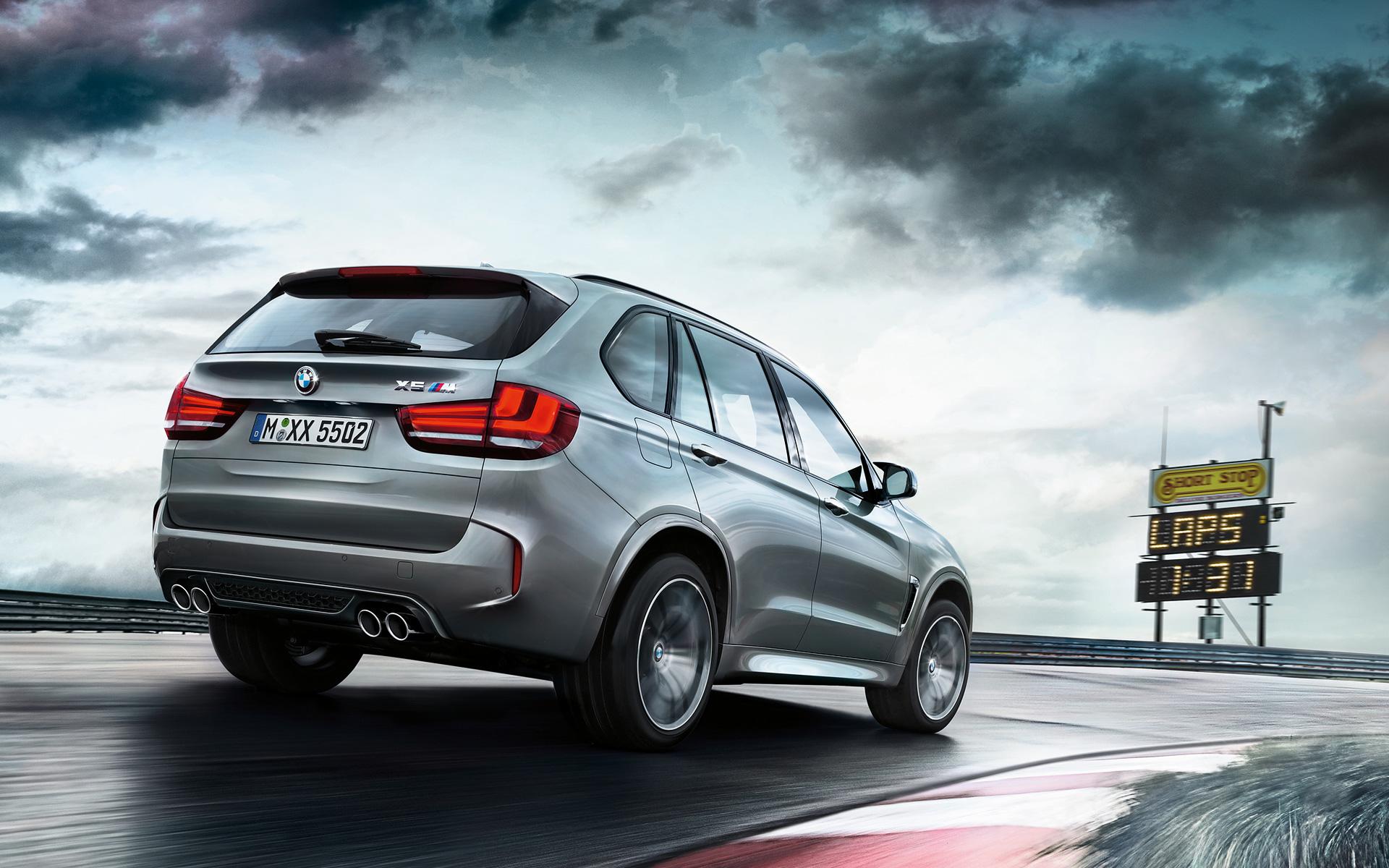 BMW X5 M : Kuvia ja videoita