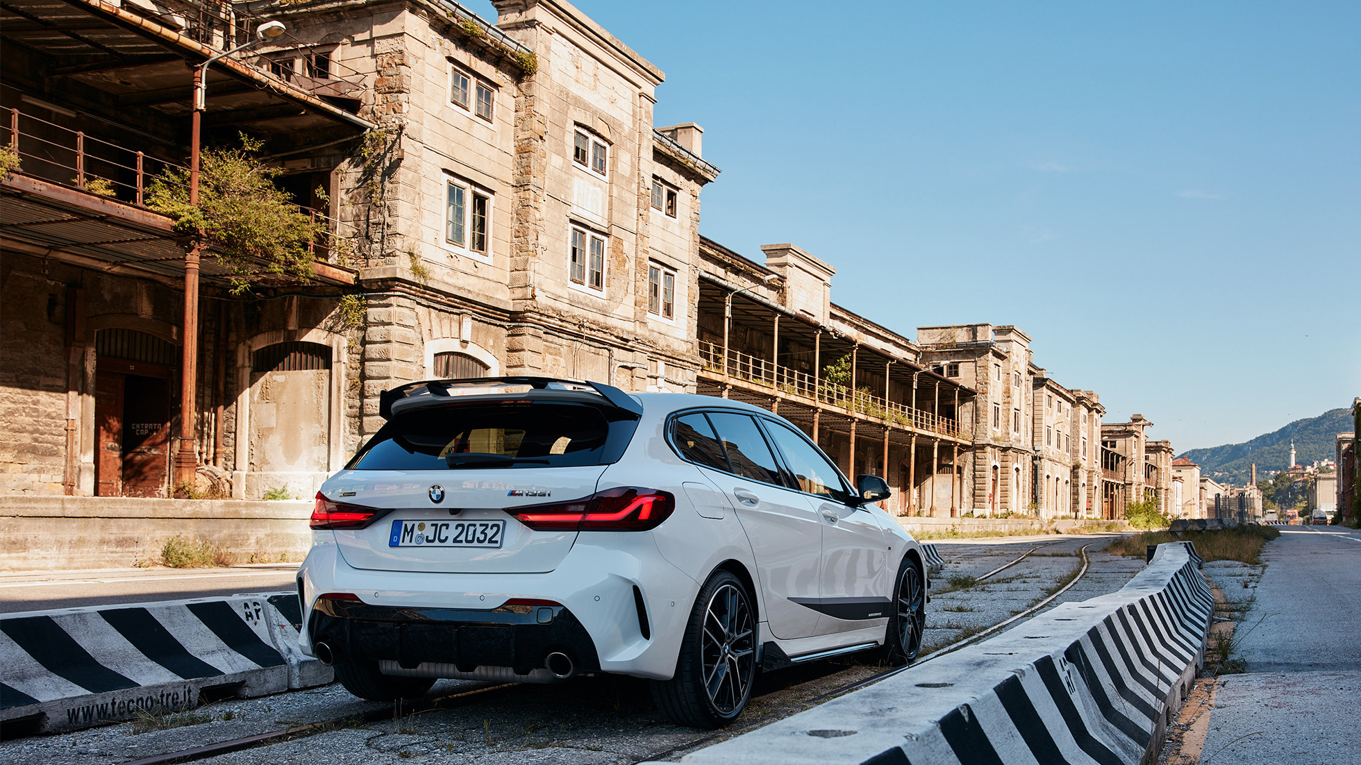 BMW 1-sarja, BMW M135i xDrive, BMW M Performance design 01