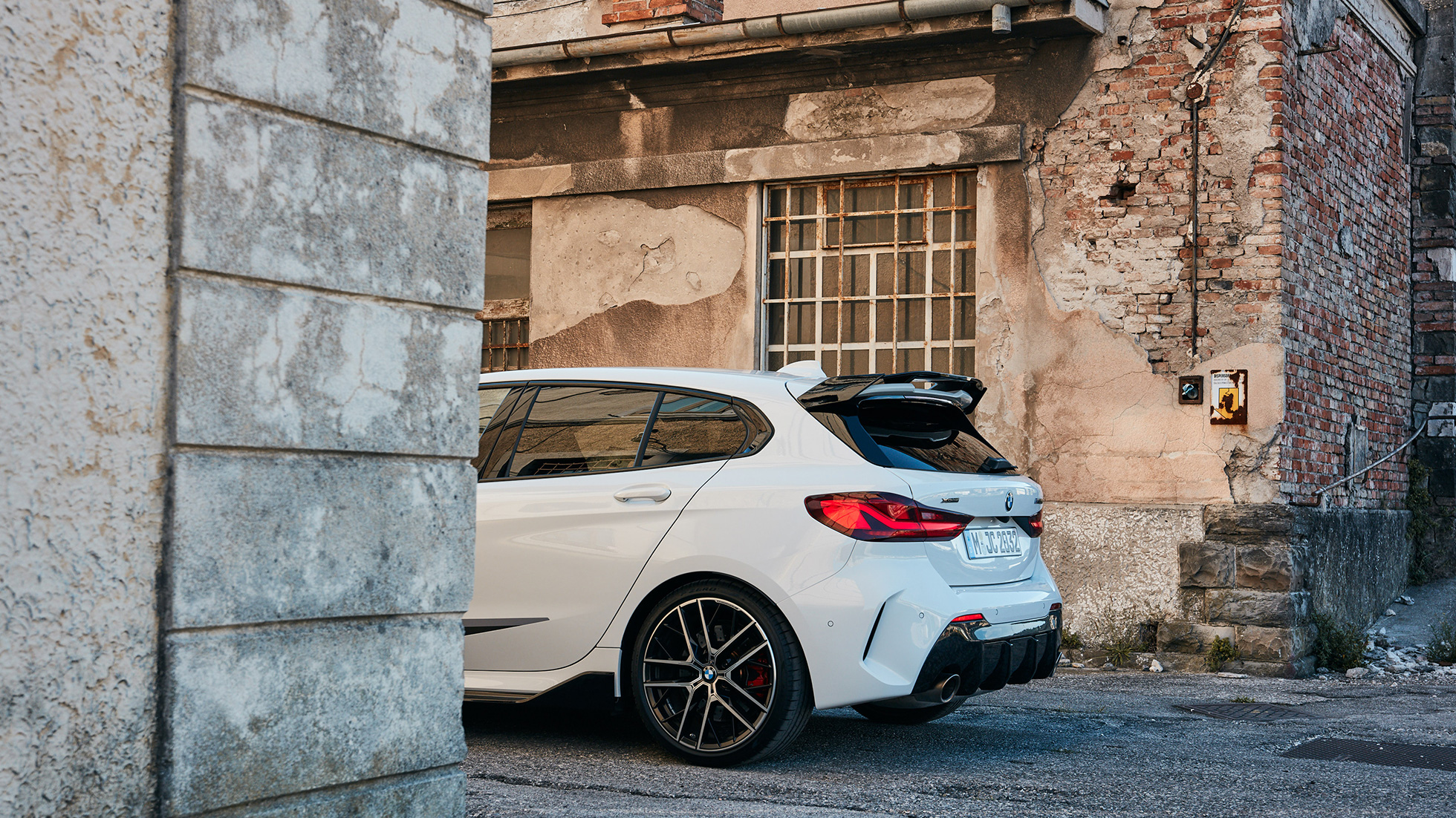 BMW 1-sarja, BMW M135i xDrive, M Performance design 08